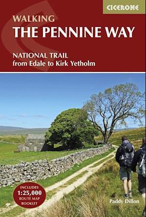 Bog, paperback The Pennine Way af Paddy Dillon