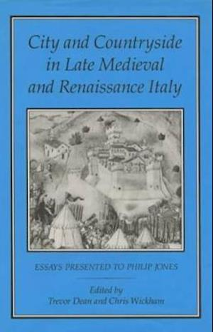 City and Countryside in Late Mediaeval and Renaissance Italy