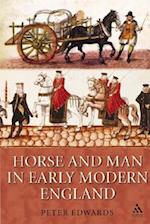 Horse and Man in Early Modern England
