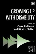 Growing Up with Disability (Research Highlights in Social Work)