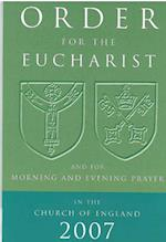 Order for the Eucharist 2007