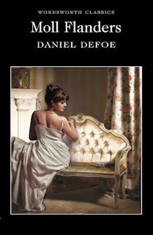 Bog, paperback Moll Flanders af Daniel Defoe, R T Jones, Dr Keith Carabine