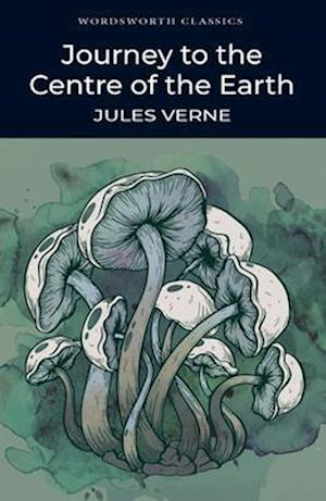 Bog paperback Journey to the Centre of the Earth af Jules Verne Keith Carabine