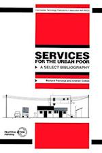 Services for the Urban Poor