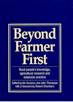 Beyond Farmer First
