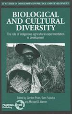 Biological and Cultural Diversity (It Studies in Indigenous Knowledge and Development, nr. 10)
