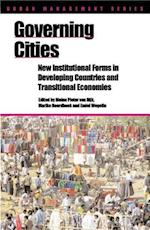 Governing Cities (Urban Management Series)
