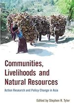 Communities, Livelihoods, and Natural Resources