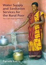 Water Supply and Sanitation Services for the Rural Poor