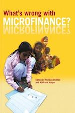 What's Wrong with Microfinance?