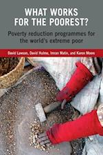 What Works for the Poorest? af David Lawson, Karen Moore, David Hulme