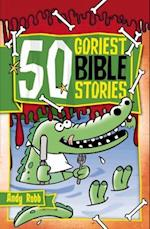 50 Goriest Bible Stories af Andy Robb