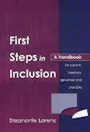 First Steps in Inclusion: A Developmental Perspective for Early Years Settings