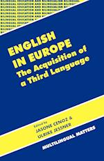 English in Europe (Bilingual Education and Bilingualism, nr. 13)