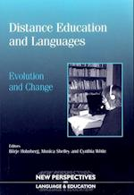 Distance Education and Languages (NEW PERSPECTIVES ON LANGUAGE AND EDUCATION)