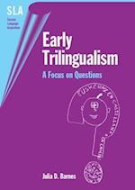 Early Trilingualism (Second Language Acquisition, nr. 16)