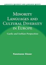 Minority Languages and Cultural Diversity in Europe (Linguistic Diversity and Language Rights)