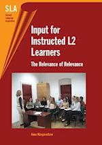 Input for Instructed L2 Learners (Second Language Acquisition S)