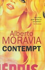 Contempt af Tim Parks, Alberto Moravia