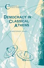 Democracy in Classical Athens af Christopher Carey