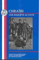 Enquete au Pays af Driss Chraibi