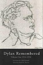 Dylan Remembered af David N. Thomas