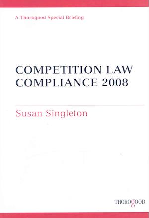 Competition Law Compliance 2008