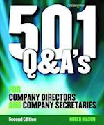 501 Questions and Answers for Company Secretaries and Company Directors
