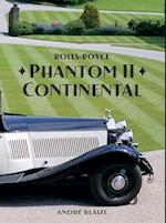 Rolls Royce Phantom II Continental