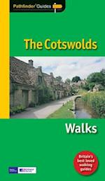 Pathfinder Cotswolds af Crimson Publishing, John Brooks, Brian Conduit