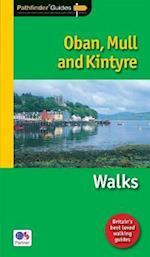 Pathfinder Oban, Mull & Kintyre af Hugh Taylor, Crimson Publishing, John Brooks
