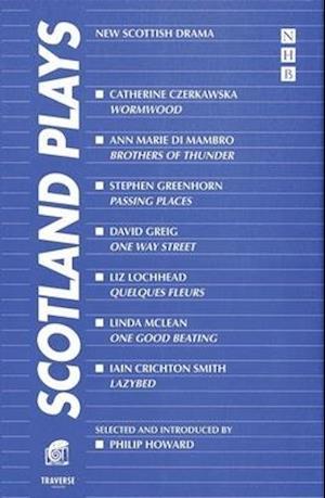 Bog, paperback Scotland Plays af Philip Howard