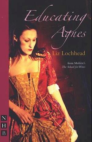 Bog, paperback Educating Agnes af Moliere, Liz Lochhead