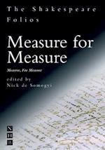 Measure For Measure (The Shakespeare Folios)