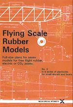 Flying Scale Rubber Models (Small Model Planbooks S, nr. 6)