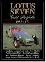 Lotus Seven Gold Portfolio, 1957-73 (Brooklands Books Road Tests Series)