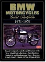 BMW Motorcycles 1971-76 Gold Portfolio (Gold Portfolio)