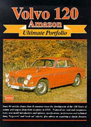 Bog, paperback Volvo 120 Amazon af R. M. Clarke