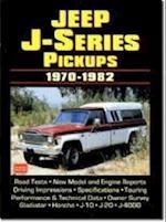 Jeep J-Series Pickups 1970-82 Performance Portfolio (Performance Portfolio)