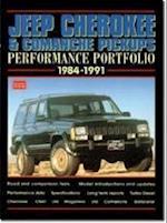 Jeep Cherokee & Comanche Pickups 1984-91 Performance Portfolio (Performance Portfolio)
