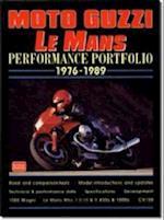Moto Guzzi Le Mans Performance Portfolio, 1976-1989 (Performance Portfolio S)