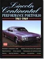 Lincoln Continental 1961-1969 Performance Portfolio af R. M. Clarke