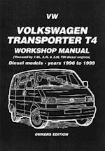 Volkswagen Transporter T4 Workshop Manual Owners Edition af Brooklands Books Ltd