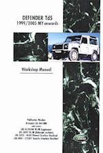 Land Rover Defender Td5 1999-2005 MY Onwards Workshop Manual