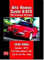 Alfa Romeo Spider and GTV Performance Portfolio 1995-2005