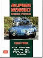 Alpine Renault Ultimate Portfolio 1958-1995 (Ultimate Portfolio)