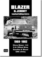 Blazer & Jimmy 1969-1982 (Limited Edition Extra)