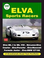 Elva Sports Racers (Road Test Portfolio)