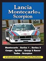 Lancia Montecarlo & Scorpion Road Test Portfolio (Brooklands Books Road Tests Series)