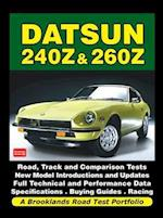 Datsun 240z & 260z a Brooklands Road Test Portfolio (Road Test Portfolio)